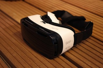 Samsung Gear VR – A virtual reality headset